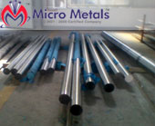 ASTM B408 Incoloy 800 Round Bars & Wires Huge Ready Stock at Our Stockyard