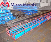 AISI 4130 Steel round Bars packaging