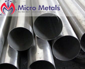 Monel 400 Pipes & Tubes manufacturers offers Monel 400 Welded Pipes at best price