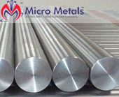 high quality ASTM B160 Nickel 200 Round Bars & Rods in our Stockyard at best price