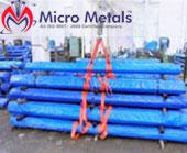 446 ASTM B160 Nickel 200 Round Bars packaging