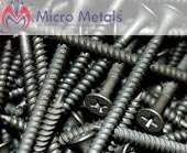 Stainless Steel 316L Screws manufacturers