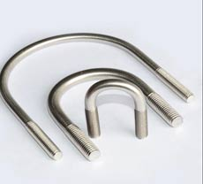 Stainless Steel U Bolts Suppliers, Long U Bolts, Square U