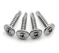 410 Stainless Steel Screws