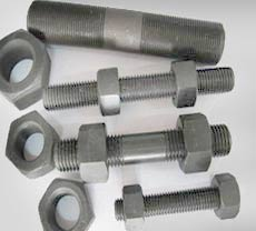Alloy Steel Bolts and Nuts