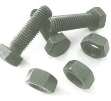Alloy Steel Nuts and Bolts
