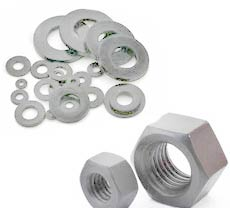 Alloy Steel Nuts and Washers