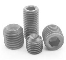 Alloy Steel Set Screws