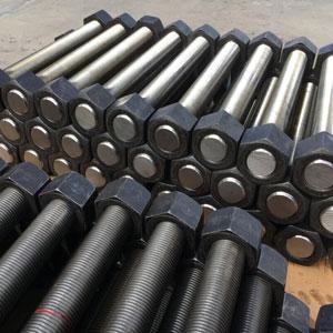 ASTM A193 Grade B7m Bolts, a193-b7m studs, B7M Threaded Rod