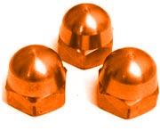 Cu-Ni 70/30 Dome Nuts