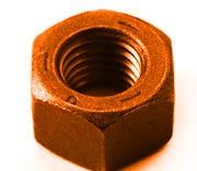 Cu-Ni 70/30 Heavy Hex Nuts