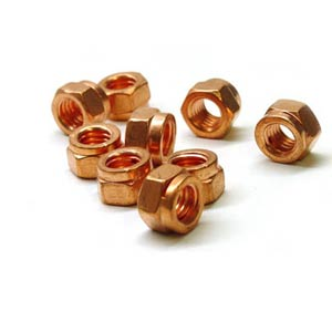Copper Nuts And Bolts >> Copper Fasteners Threaded Rod Copper Bolts And Nuts Suppliers India