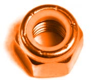 Cu-Ni 70/30 Nylon Insert Nuts