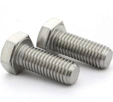 Stainless Steel 316h Exhaust Bolts