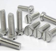 Alloy 200 Machine Screws