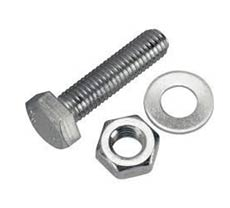 Stainless Steel 316h Nuts and Washers