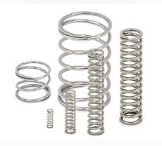 Stainless Steel 316h Springs