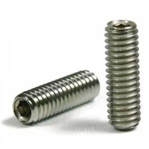 Stainless Steel Set Screws, SS Grub Set Screws manufacturers