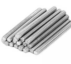 Stainless Steel 440C Threaded Bar