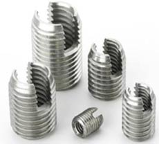 Alloy 200 Threaded Inserts