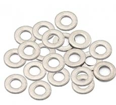 Stainless Steel 316h Washers