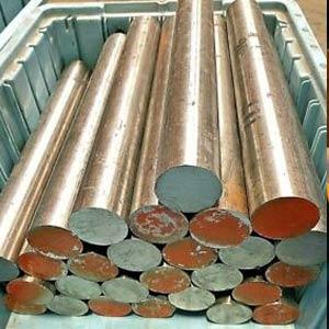 Grade 2 Titanium Rod, Astm B348 Ti Gr 2 Round Bar Supplier India