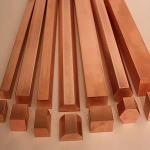 Beryllium Chromium Copper Rod