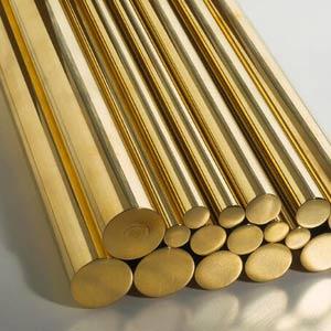 ASTM B16 UNS C35300 Brass Rod Grade 1