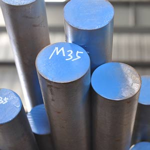 M-2 High Speed Steel Round Bar