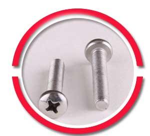 304 Stainless Steel Screws