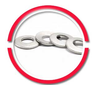 A4-80 Stainless Steel Washers