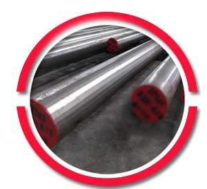 AISI 52100 Alloy Steel Forged Bars