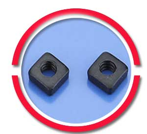 Alloy Steel 2HM Square Nuts