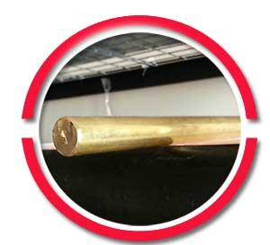 Astm B16 C36000 H02 Brass rod