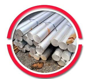 ASTM B211 Aluminium 2014 T6 rod