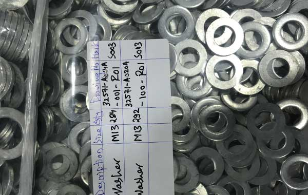 ASTM F436 Washers