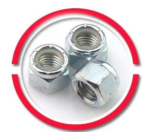 m5 stainless steel lock nuts metric