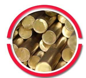 Manganese Brass Rods