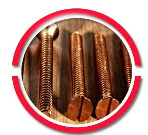 metric silicon bronze fasteners