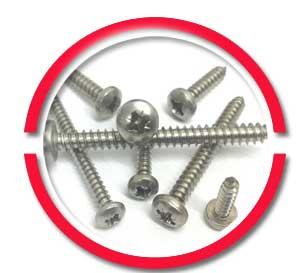 pan head self tapping screws