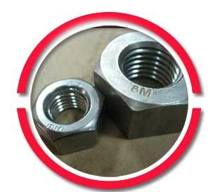 SA 194 Gr 8M Class 2 Nuts
