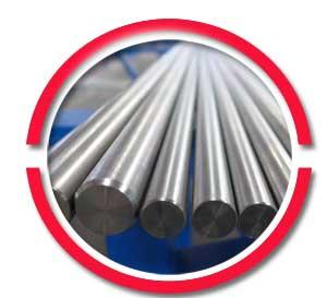 Silver Steel Rod