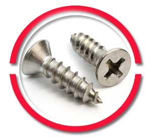 Stainless Steel Self Drilling Wood Screws