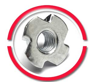 Stainless Steel T Nuts M6