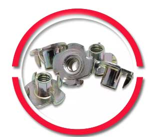 Stainless Steel T Nuts