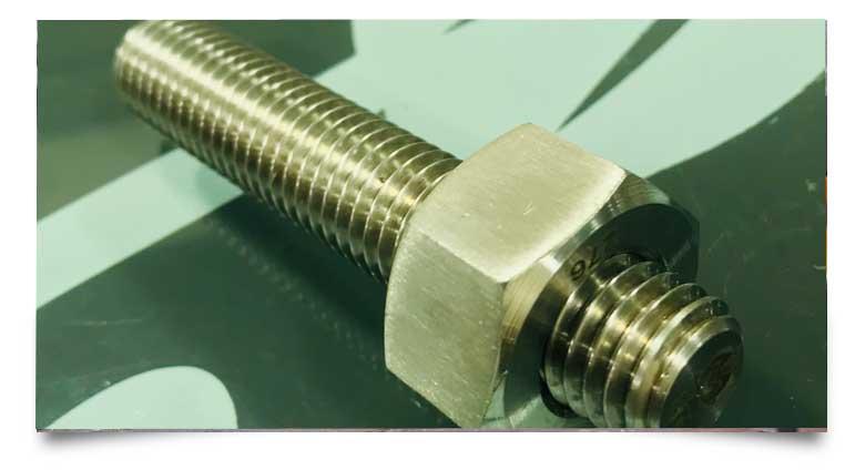 Trapezoidal Threaded Rod