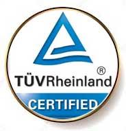 PED 2014/68/EU Certified