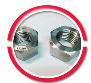 2205 Duplex Stainless Steel Nuts