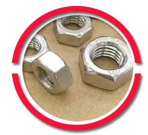 ASME SA 182 UNS S32750 Nuts