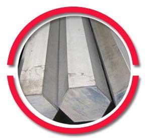 ASME SB 276 F53 Super Duplex Steel Hex Bar